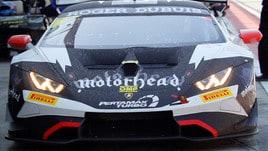 Lamborghini e Motorhead: metallo molto pesante