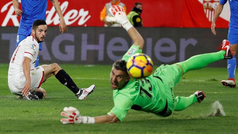 Dalla Spagna: «Fiorentina e Napoli su Guaita»