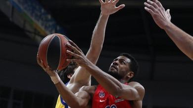 Eurolega, Higgins spinge il CSKA alle Final Four
