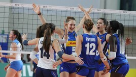 Volley: Europei Under 19 Femminili, l'Italia batte netto la Norvegia