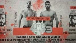 Sabato a Milano ecco le MMA