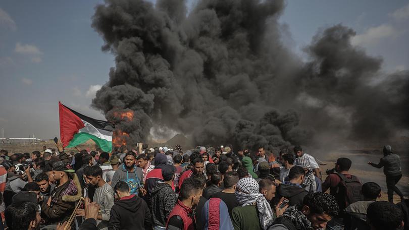 Gaza, salgono a 4 manifestanti uccisi