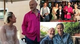 """Big party a casa Pellegrini: il papà della """"Divina"""" compie 60 anni!"""