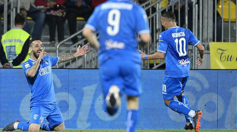 Serie B, tripudio Empoli: è di nuovo Serie A. Cadono Parma e Frosinone