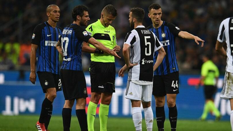 Audio var Inter-Juve, Gavillucci: