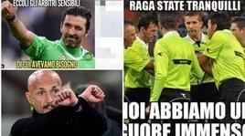 Inter-Juventus, la sfida è anche sui social!