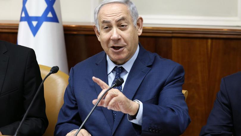 Giro, Netanyahu