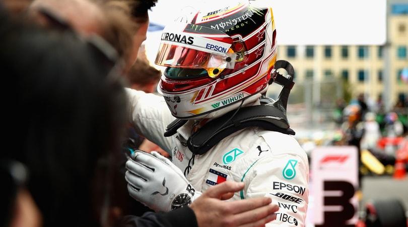 F1 Azerbaijan, Hamilton: «Bottas meritava la vittoria»