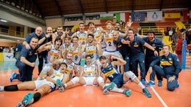 Volley: Europei Under 20, l'Italia travolge la Svizzera e va alla fase finale