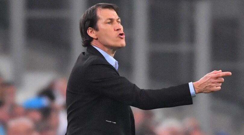 Ligue 1: solo pari per Garcia. Cavani salva il Psg