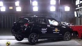 Crash test, Nissan Leaf merita le 5 stelle EuroNcap