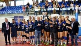 Volley: il Volleyrò si conferma Campione Regionale Under 14