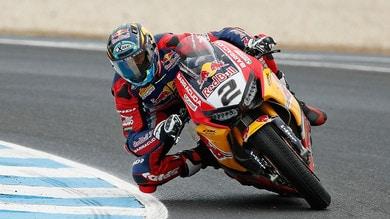 Superbike Italia, Camier è idoneo per correre