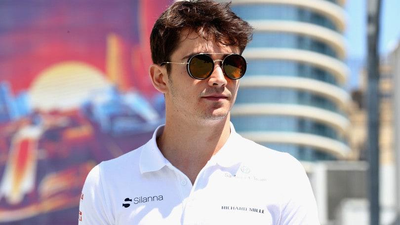 F1 Azerbaijan, Leclerc: «È stata una gara fantastica»