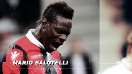 Italiani all'estero, Balotelli salva il Nizza