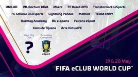 Il Team Mkers vola alle fasi finali della Fifa eClub World Cup