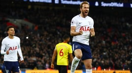 Premier League, Tottenham-Watford 2-0: Pochettino a +5 sul Chelsea