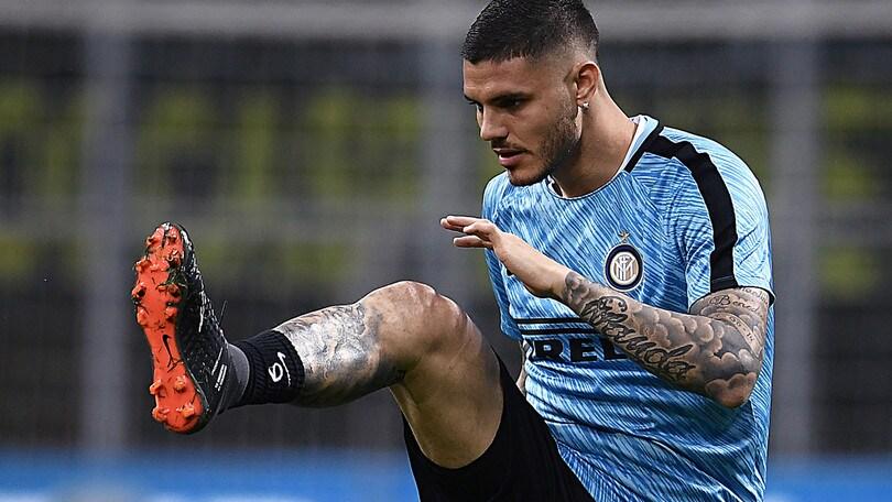 Icardi e l'Inter: il futuro è incerto