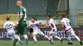 Serie B, Avellino-Cittadella 0-2: Bartolomei e Chiaretti stendono Foscarini