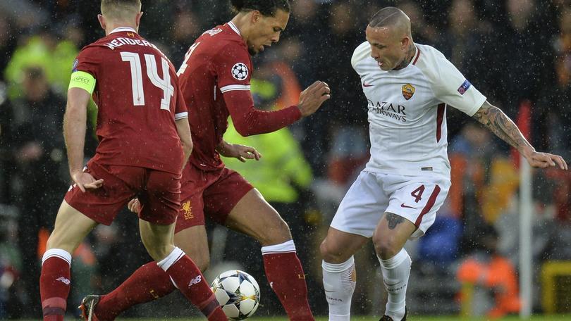 Roma-Liverpool: i Reds a Fiumicino