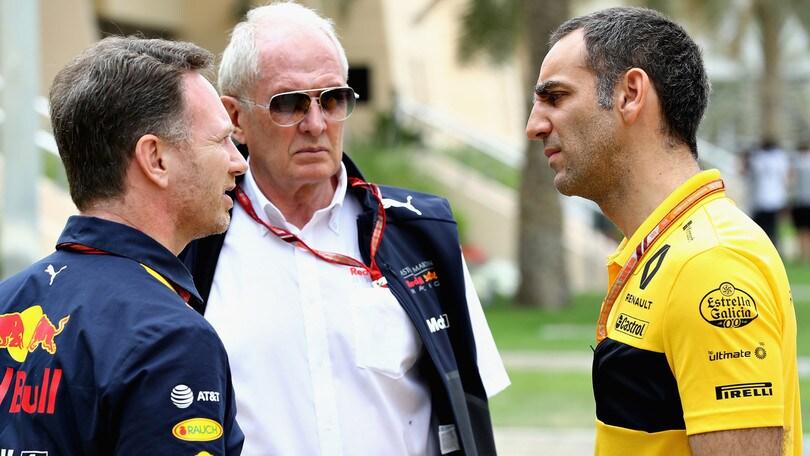 F1 Renault, Abiteboul su Sainz: «Dobbiamo avere un piano B»