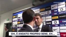 Inter-Juve, Pecoraro: «Nessun procedimento, accettare i risultati del campo»