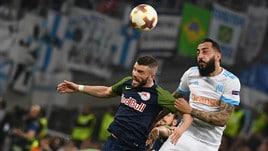 Europa League, per il Salisburgo la rimonta non è impossibile