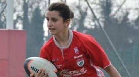 Rugby in lutto, è morta la 18enne Rebecca Braglia: minuto di silenzio su tutti i campi