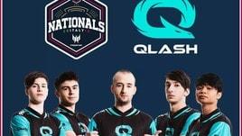 Ufficiale: i QLASH lasciano il PG Nationals