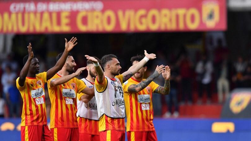 Serie A Benevento, ancora recupero per Guilherme