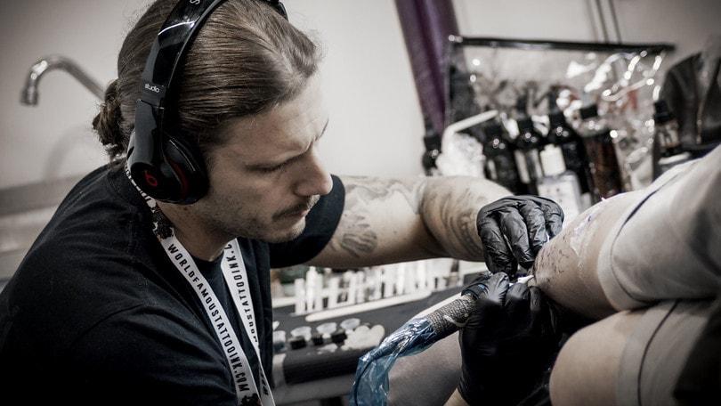 Torna all'Eur l'International Tattoo Expo