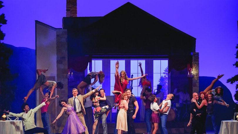 Al Teatro Olimpico a ritmo di Dirty Dancing