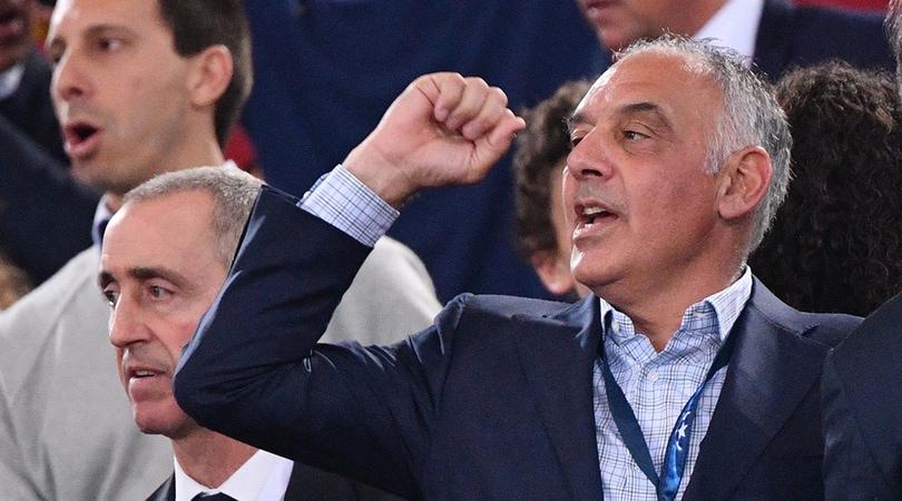 Roma, caccia al centrocampista: testa a testa con l'Arsenal per N'Zonzi