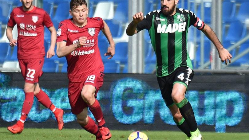 Serie A Sassuolo, Magnanelli: «Adesso chiudiamo il discorso salvezza»