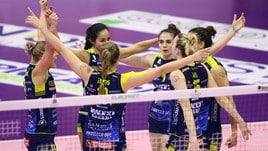 Volley: Champions League, l'Imoco a Bucarest a caccia dell'impresa