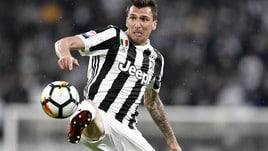 Coppa Italia Juventus, i convocati per il Milan: Mandzukic c'è
