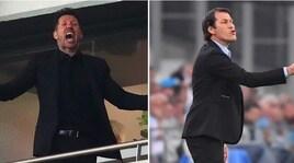 Europa League, Diego Costa e Rudi Garcia in finale