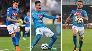 È un Napoli da export: 9 giocatori valgono 371 milioni
