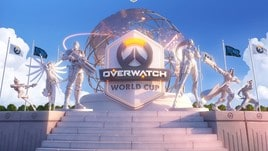 Overwatch World Cup: l'Italia giocherà in Francia