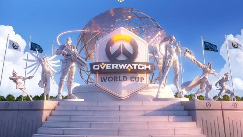 Overwatch World Cup: l'Italia giocherà in Francia