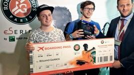 I MKERS al Roland Garros con Lorenzo Cioffi