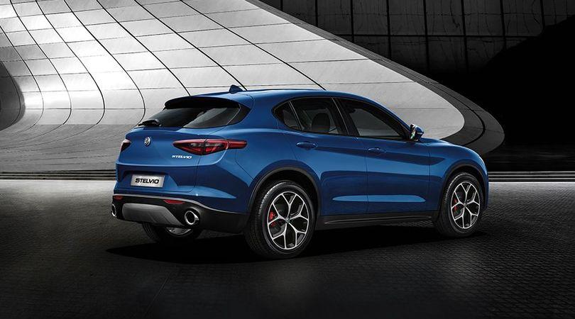 Alfa Romeo Stelvio Sport Edition, la top di gamma Turbo Diesel