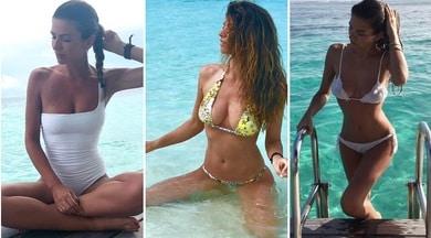 Alessia Ventura, voglia di mare: è in splendida forma