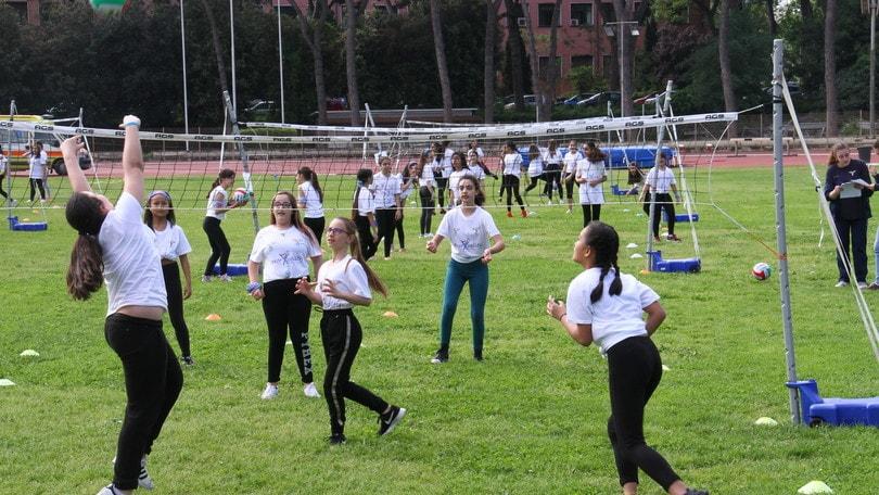 Volley: 300 bambini alla Farnesina per la XVII edizione di Amorvolley