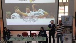 Volley: Latina porta #Accendiamoilrispetto al Valente di Roma