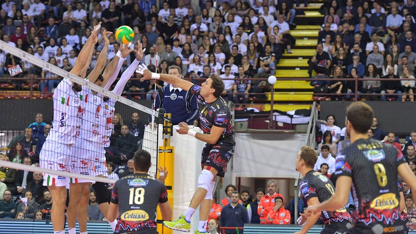 Volley: Superlega, Perugia-Civitanova: lo scudetto in un match