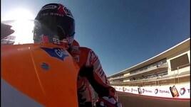 Moto Gp, Jerez: sorpresa Crutchlow, è pole