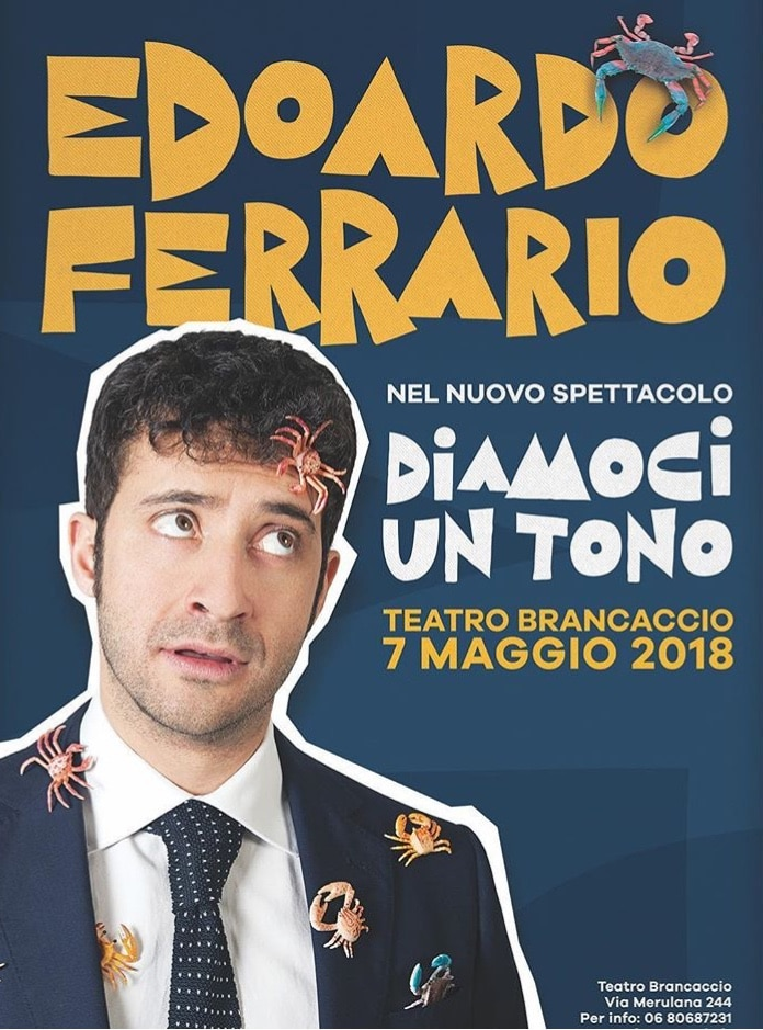 """Ferrario debutta con """"Diamoci un tono"""""""