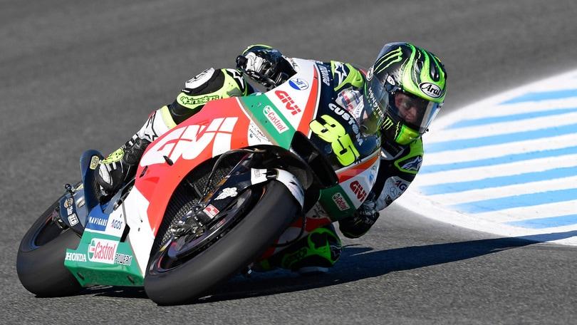 MotoGp, Crutchlow pole in pista, Marquez nelle quote: favorito a 2,25