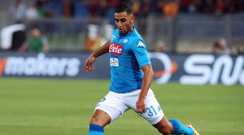 Serie A Napoli, i convocati: contro il Torino rientra Ghoulam